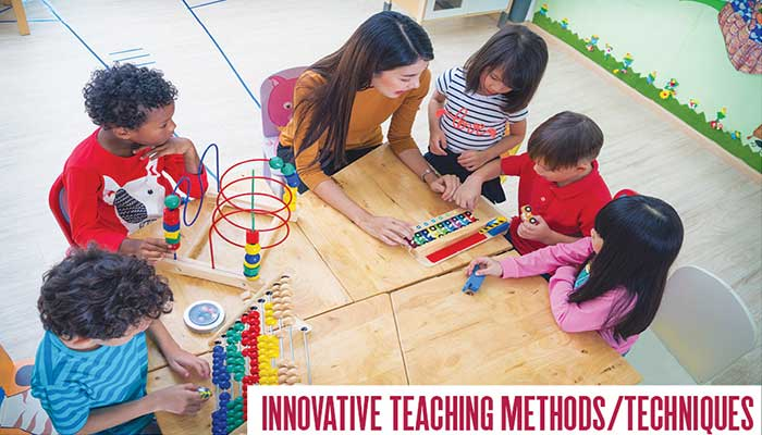 Innovative Teaching Methods Techniques