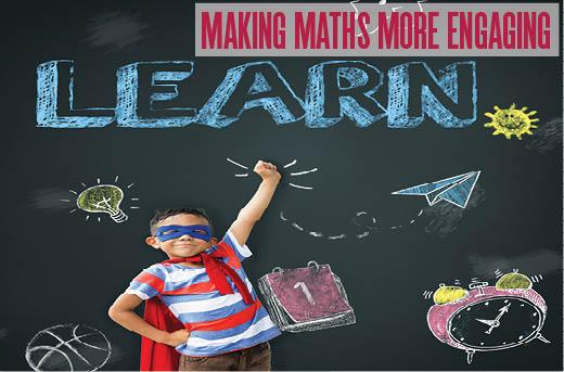 Making Maths More Engaging