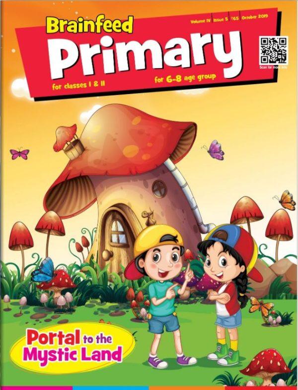 Brainfeed PrimaryI October