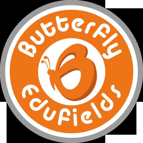 Butterfly edufields