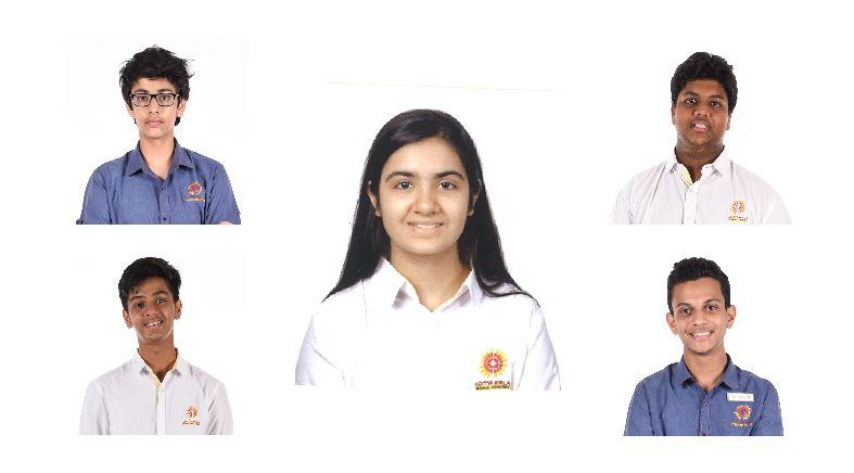 5 students from Aditya Birla World Academy (ABWA) win prestigious 'Outstanding Cambridge Learner Awards'
