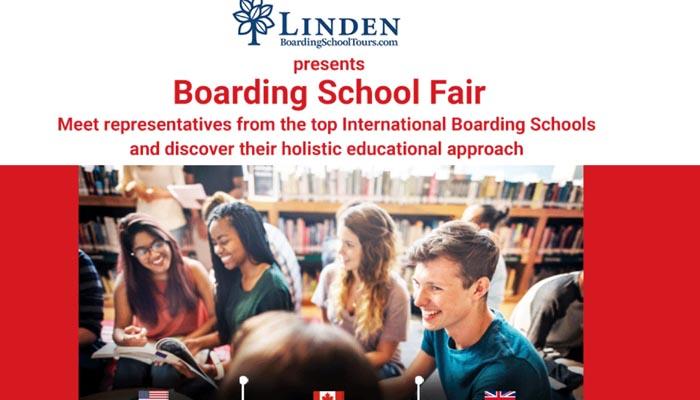 International Boarding School Fair in Delhi