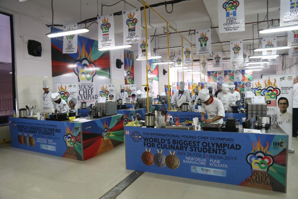 Young Chef Olympiad 2020