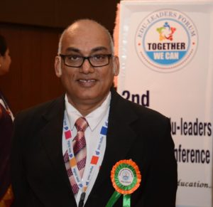 Jay Kumar  Singh, Principal, Kaushalya World School , Greater Noida