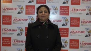 Manju Gupta, Principal, Kothari International School, Noida