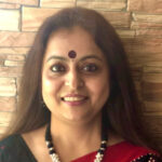 Ms. Aarati Savur CEO of Parisar Asha