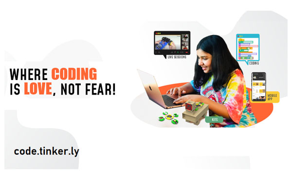 Tinkerly ,Monotonous Online Coding Classes,STEM Toys