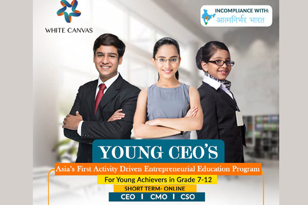 Launch of YOUNG CEO Programme