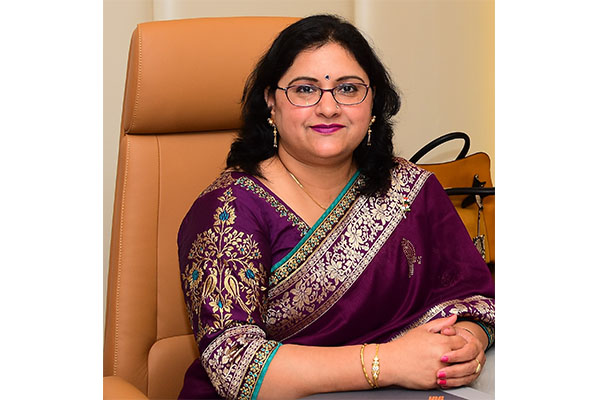 Dr Ritu Chauhan,Vice President, Manipal Academy of Health and Education