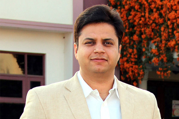Siddharth Chaturvedi, Executive Vice President, AISECT Group